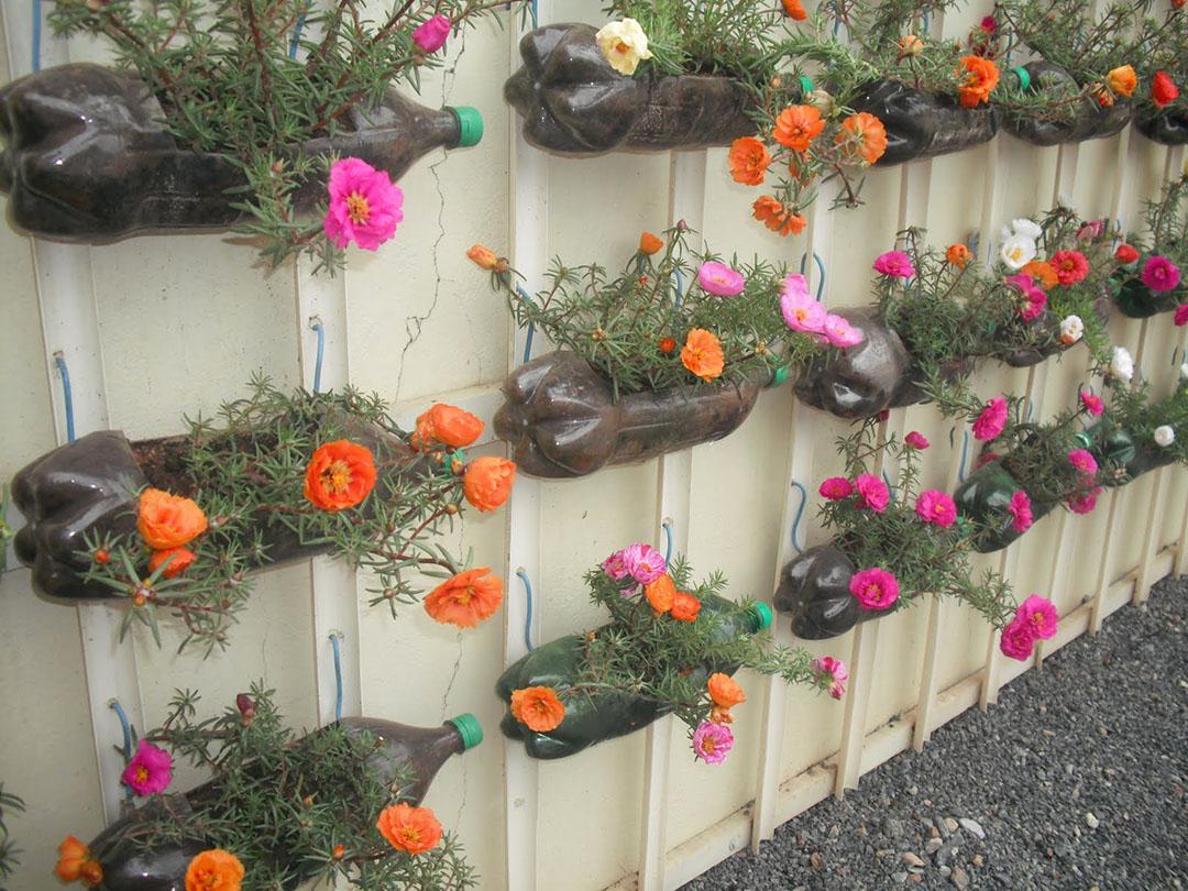 """Parques y Jardines de Arucas organiza el taller """"Reutilizar en Jardinería"""""""