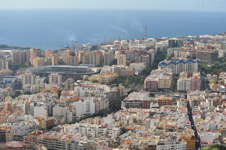 Santa Cruz, elegida una de las ciudades más feas de España