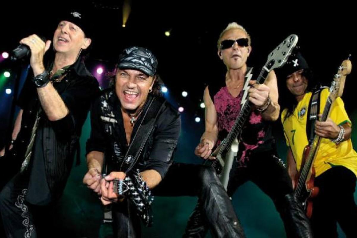 Scorpions, en Gran Canaria el 4 de julio