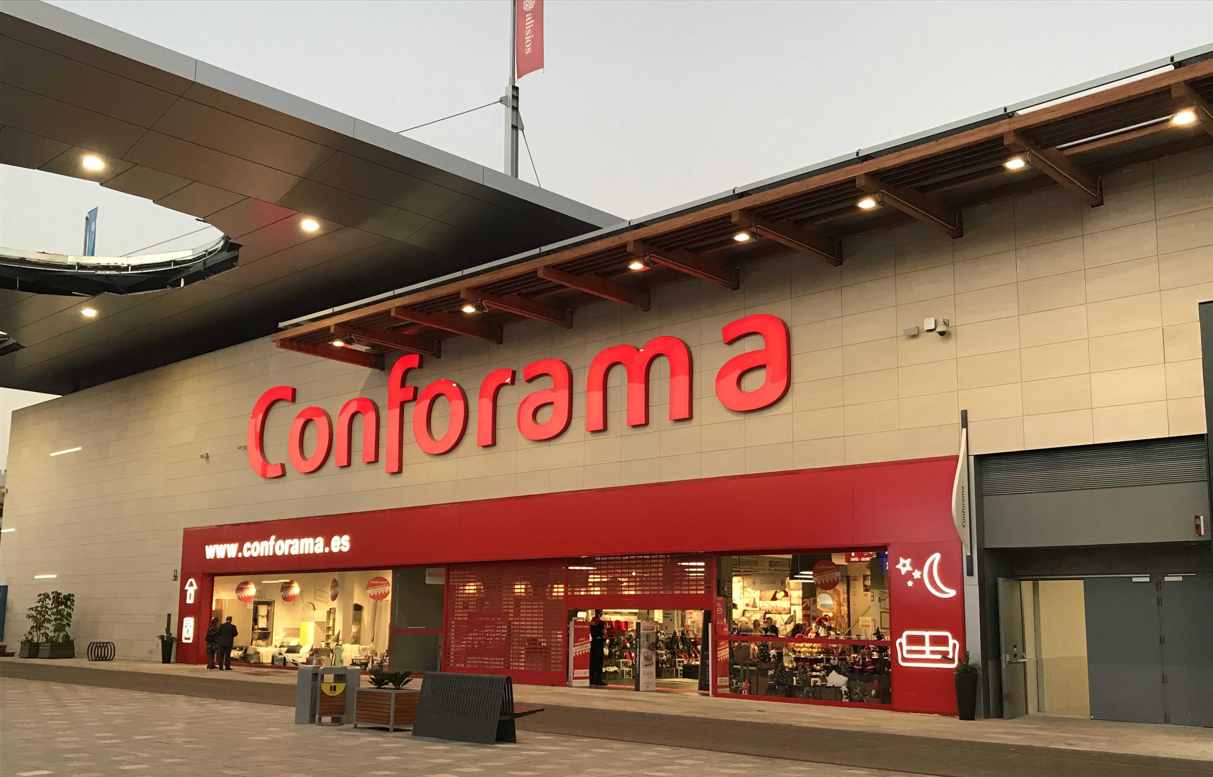 Conforama inaugura tienda en el Centro Comercial Alisios