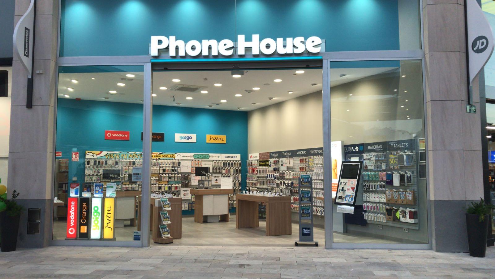 Nueva Tienda Phone House Demo Store En El Centro Comercial Alisios De Las  Palmas De Gran Canaria