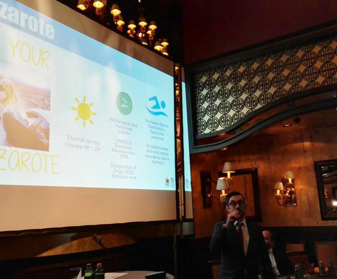 Nueva acción de Turismo Lanzarote en Hungría