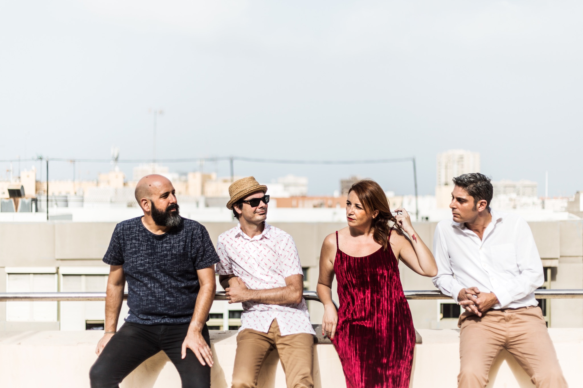 San Martín cierra la programación anual de música con el concierto del grupo Birkins