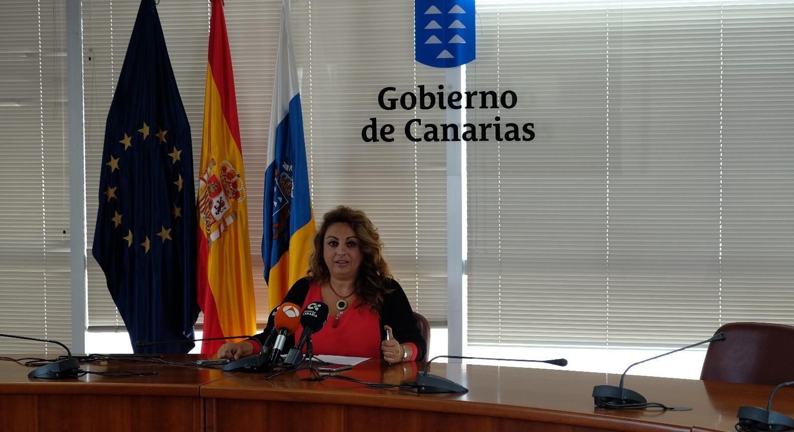 El paro baja en noviembre en 2.096 personas hasta alcanzar el dato más bajo de los últimos tres años en Canarias