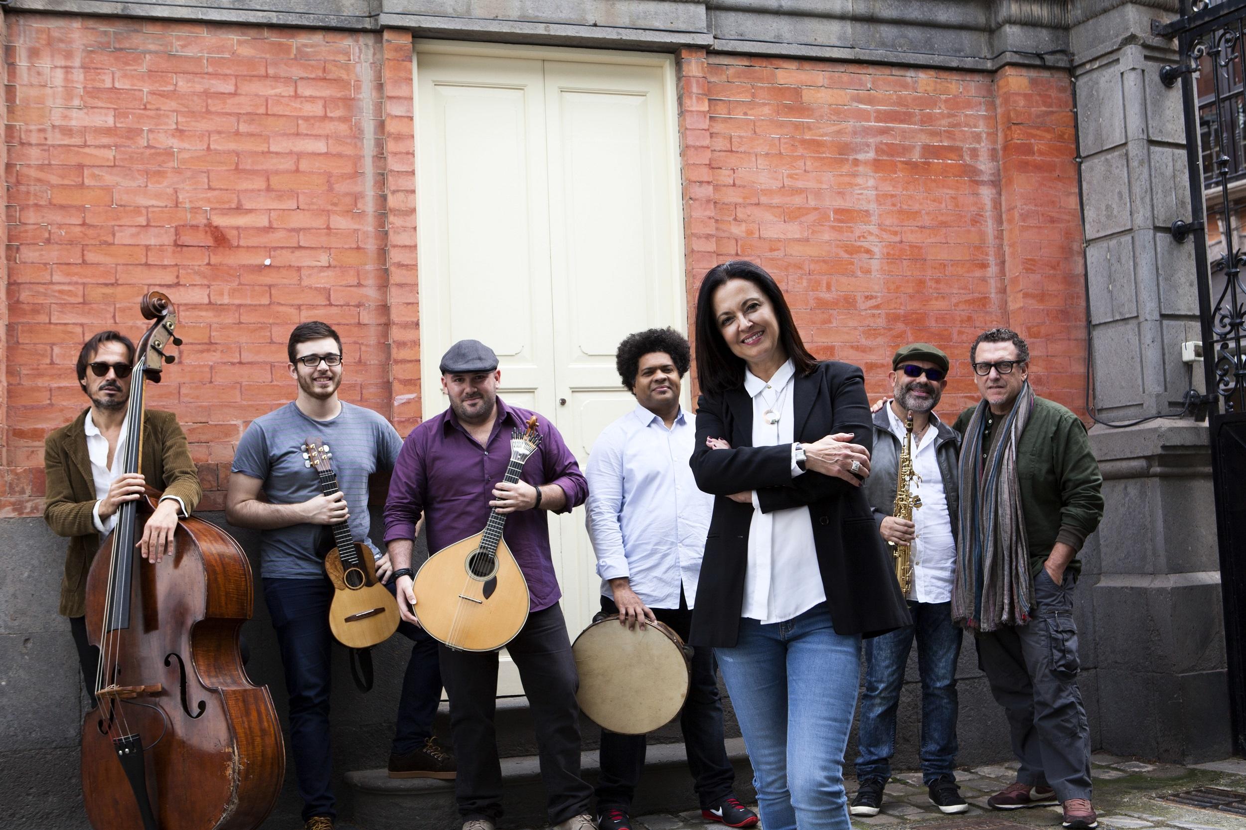 """""""Esa musiquita"""", primer videoclip de """"Jallos"""" , el nuevo disco de Olga Cerpa y Mestisay"""