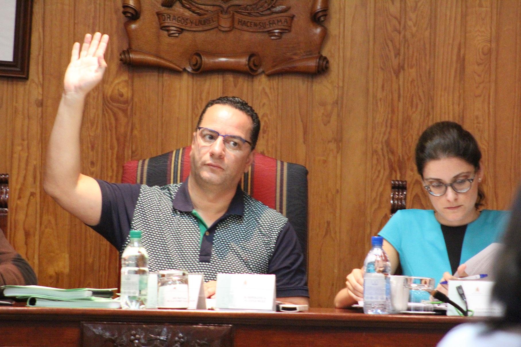 El Ayuntamiento de la Villa de Moya aprueba su presupuesto más social con cerca de 9 millones de euros