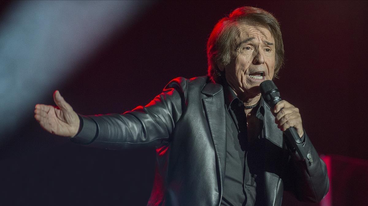 Suspenden definitivamente el concierto de Raphael en Gran Canaria