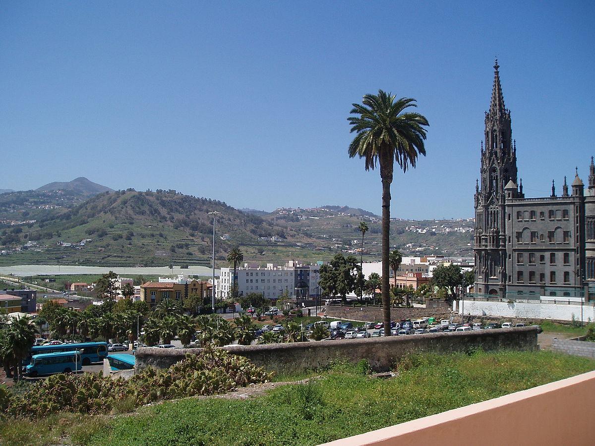 Arucas se consolida como uno de los cinco municipios grancanarios en los que aumenta la población