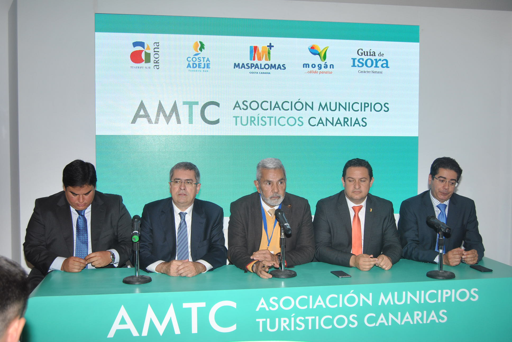 Se presenta la Asociación de Municipios Turísticos de Canarias en FITUR 2018