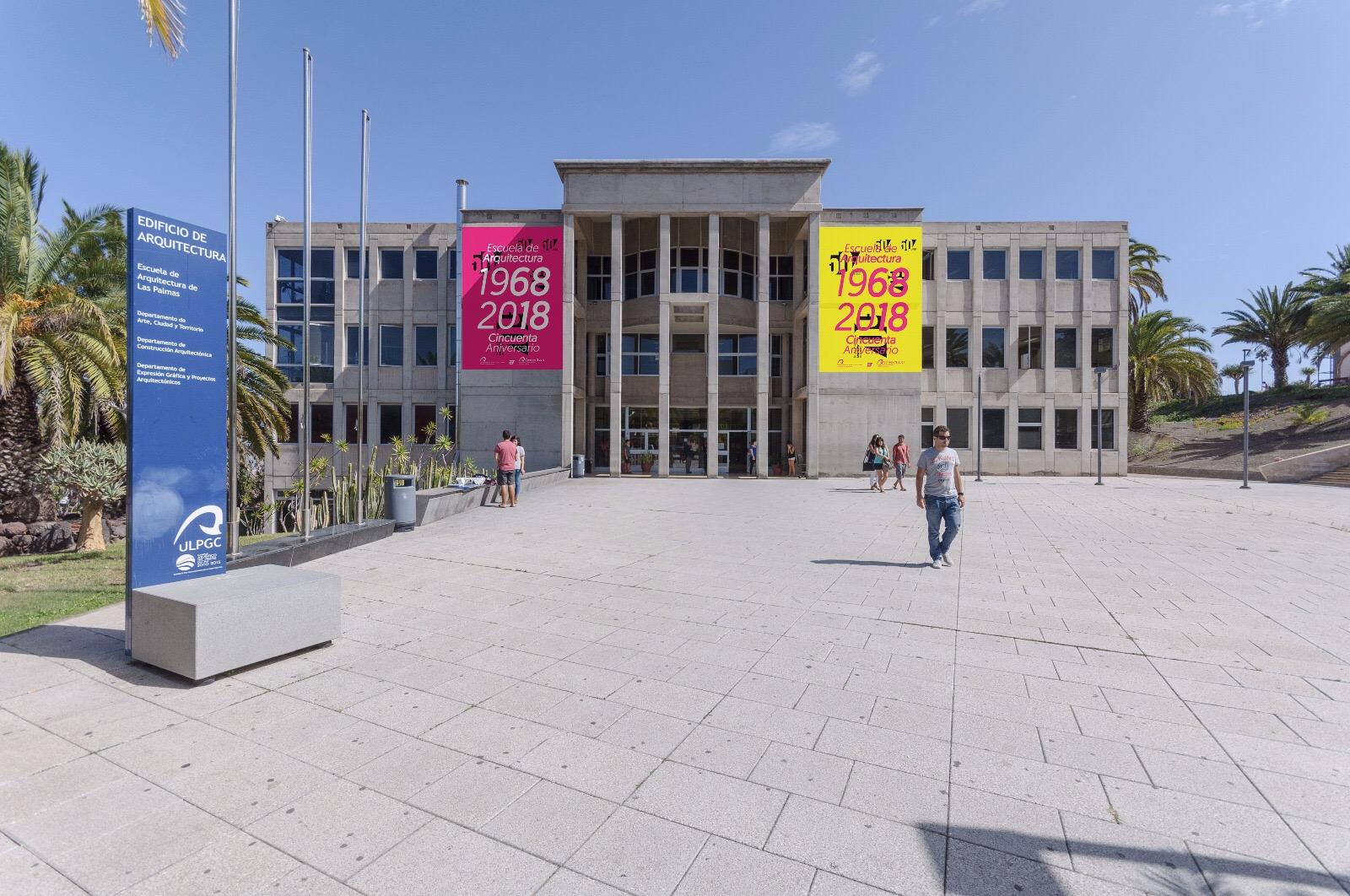 En 2018 se conmemora el 50 aniversario de los estudios de - Estudios de arquitectura en tenerife ...