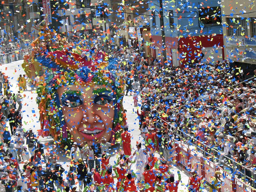 Carnavales canarios, una pasión ya en marcha