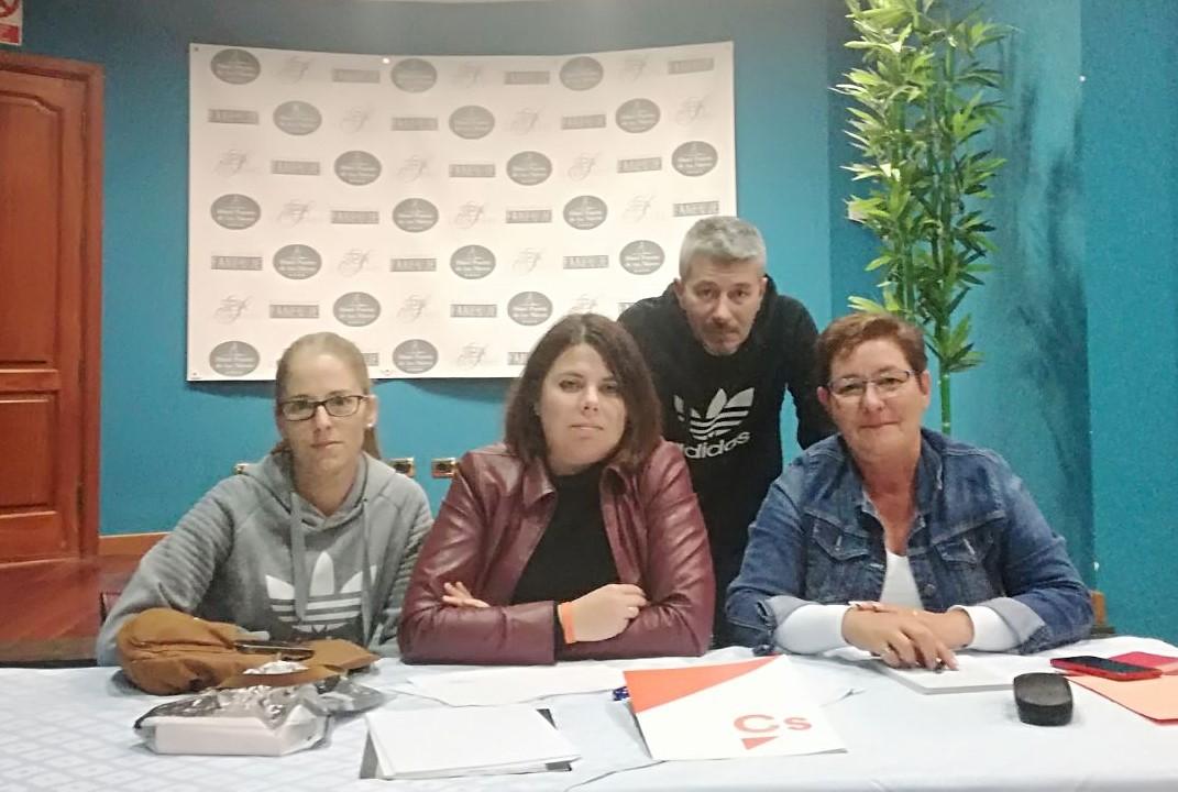 Ciudadanos constituye nuevo grupo local en Gáldar