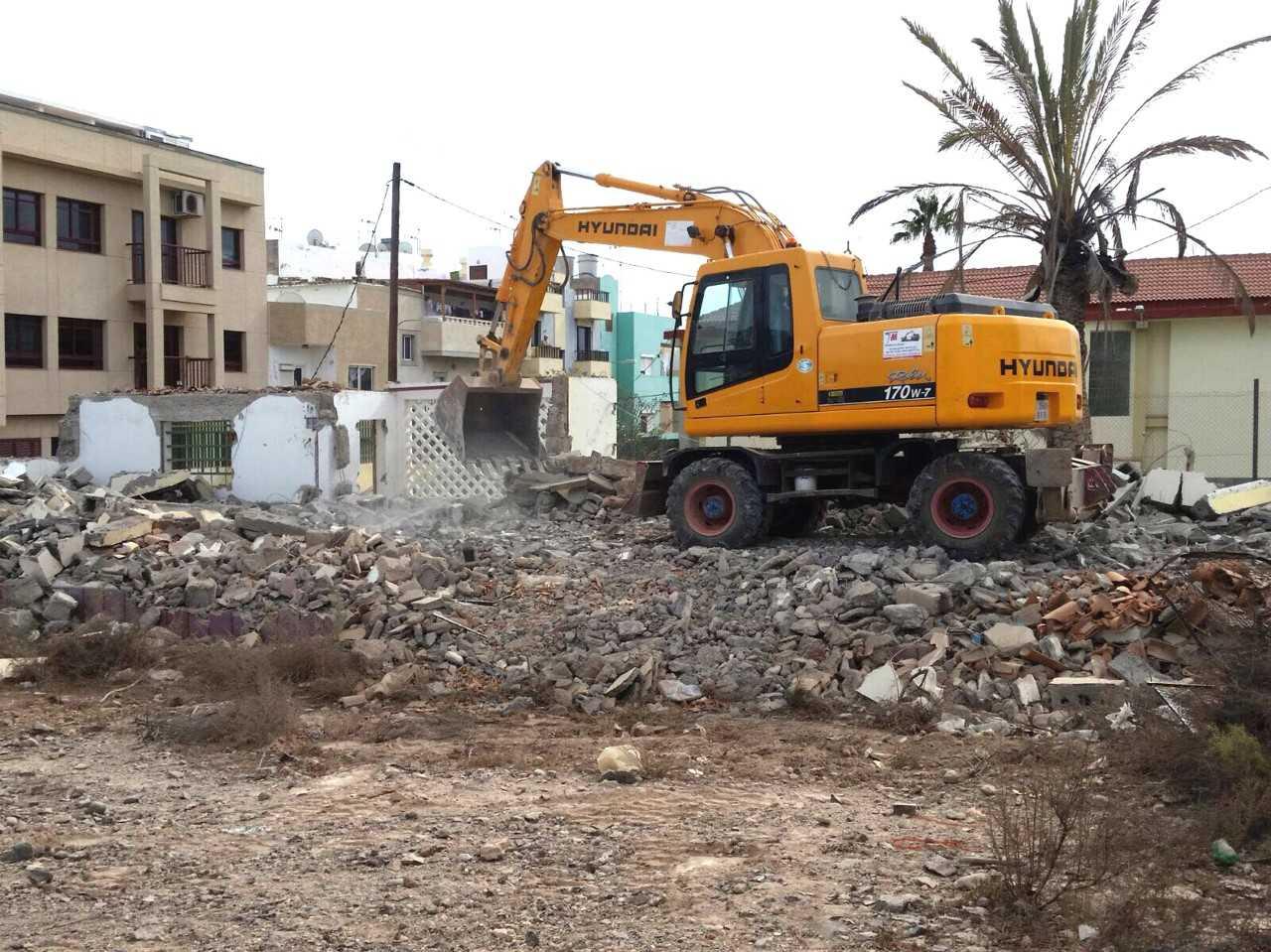 El Ayuntamiento recupera las viejas casas de maestros del IES El Tablero