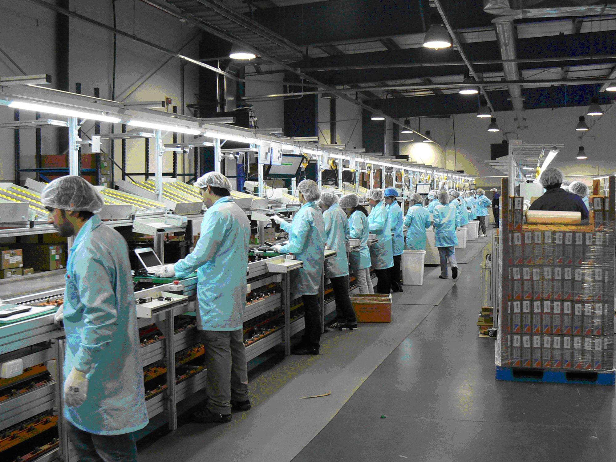 Resultado de imagen de El índice de negocio de la Industria canaria creció el 1,2% anual en mayo