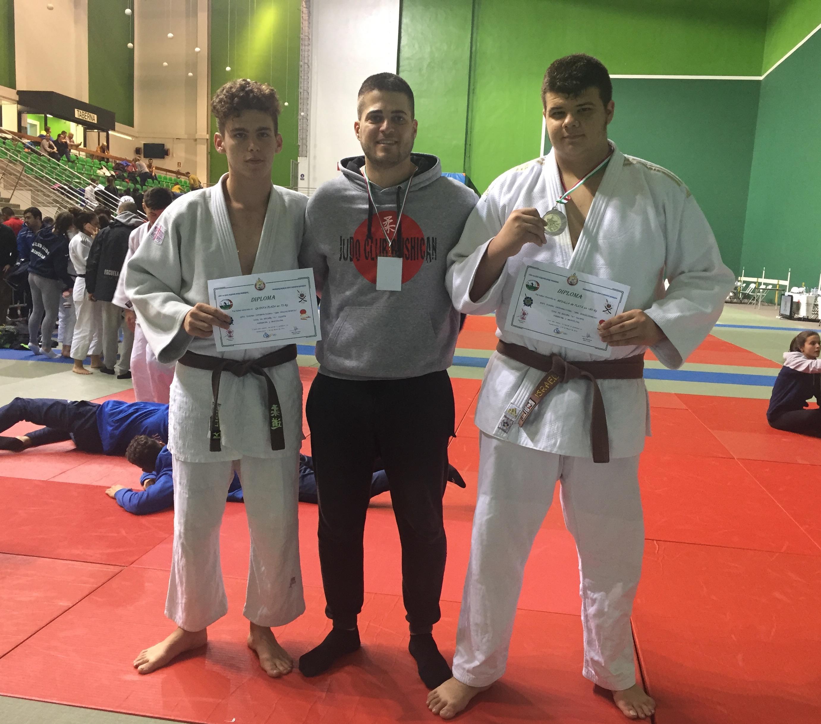 El Club de Judo Bushican continúa sumando éxitos al deporte tirajanero