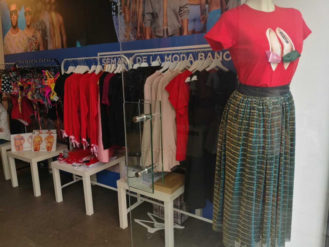 Llegan los tres Días Cálidos para adquirir prendas de cinco diseñadores de Gran Canaria Moda Cálida a menor precio