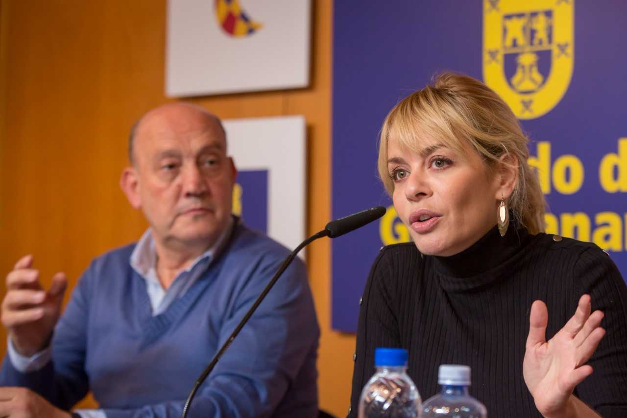 María Adánez abre con 'Lulú' la programación del Cuyás de 2018