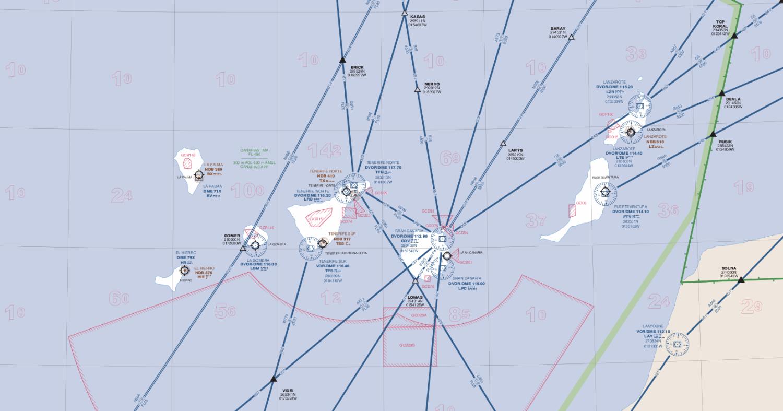 Las rutas aéreas a Canarias han aumentado un 20,5 % en los últimos 4 años