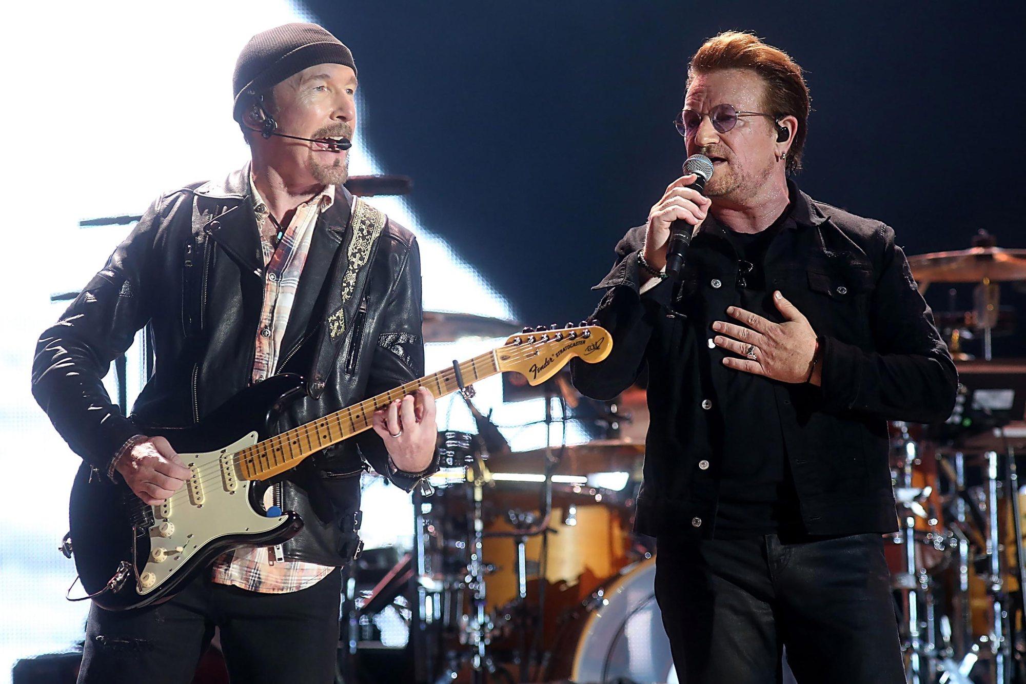 U2 vuelve a España más de una década después