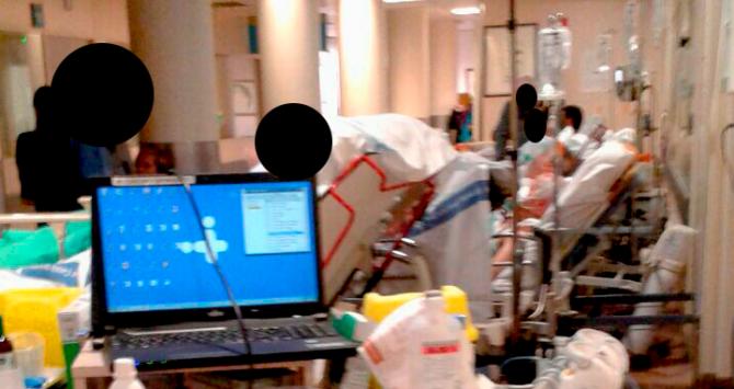 Sanidad dice que un pico epidémico de gripe satura las urgencias de Canarias