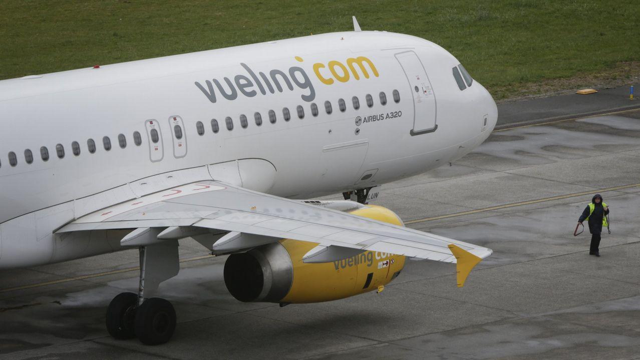 Vueling aumentará en verano sus conexiones con Tenerife Norte
