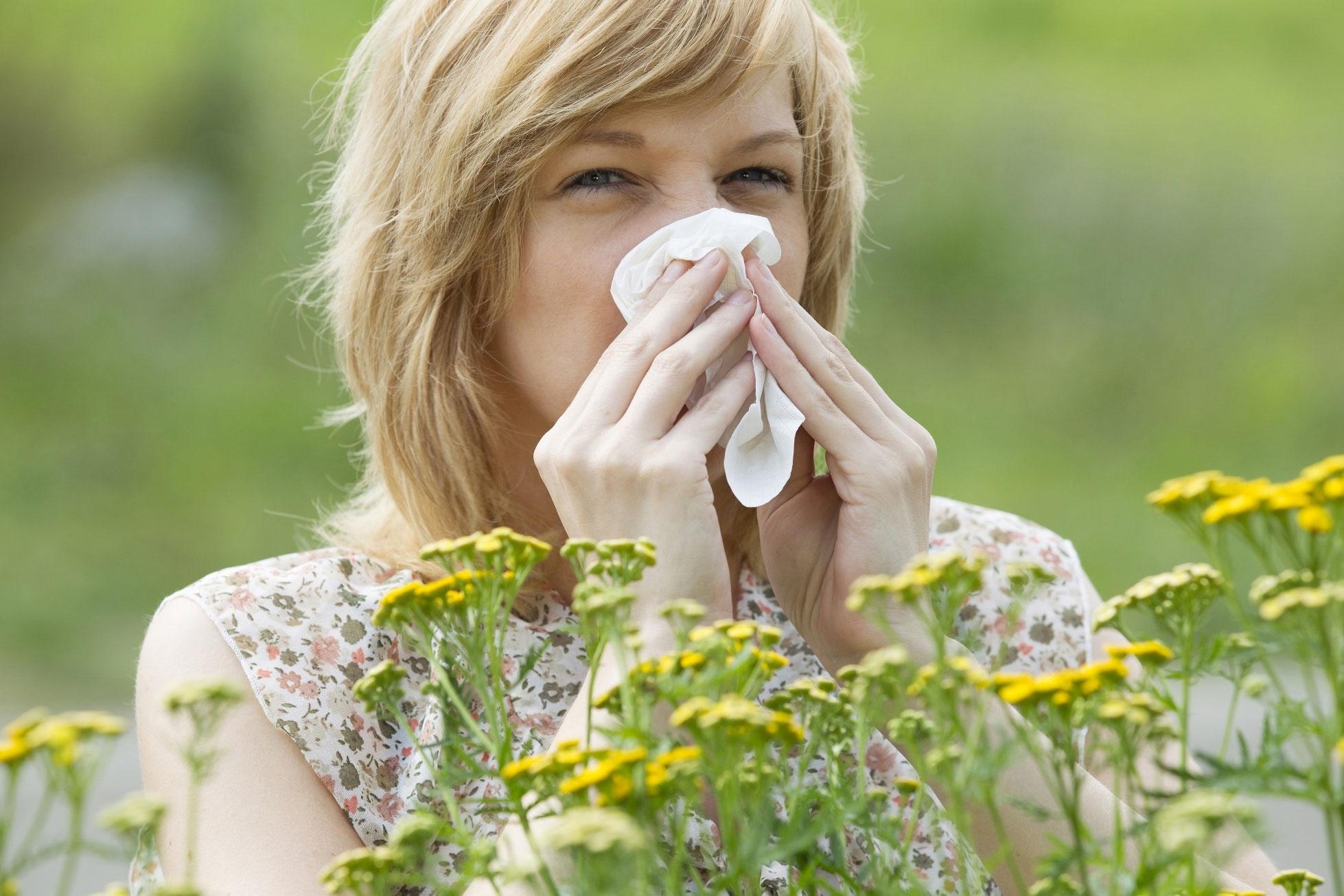 El 20% de los pacientes tratados en el Servicio de Alergología del Hospital Dr. Negrín son alérgicos al polen
