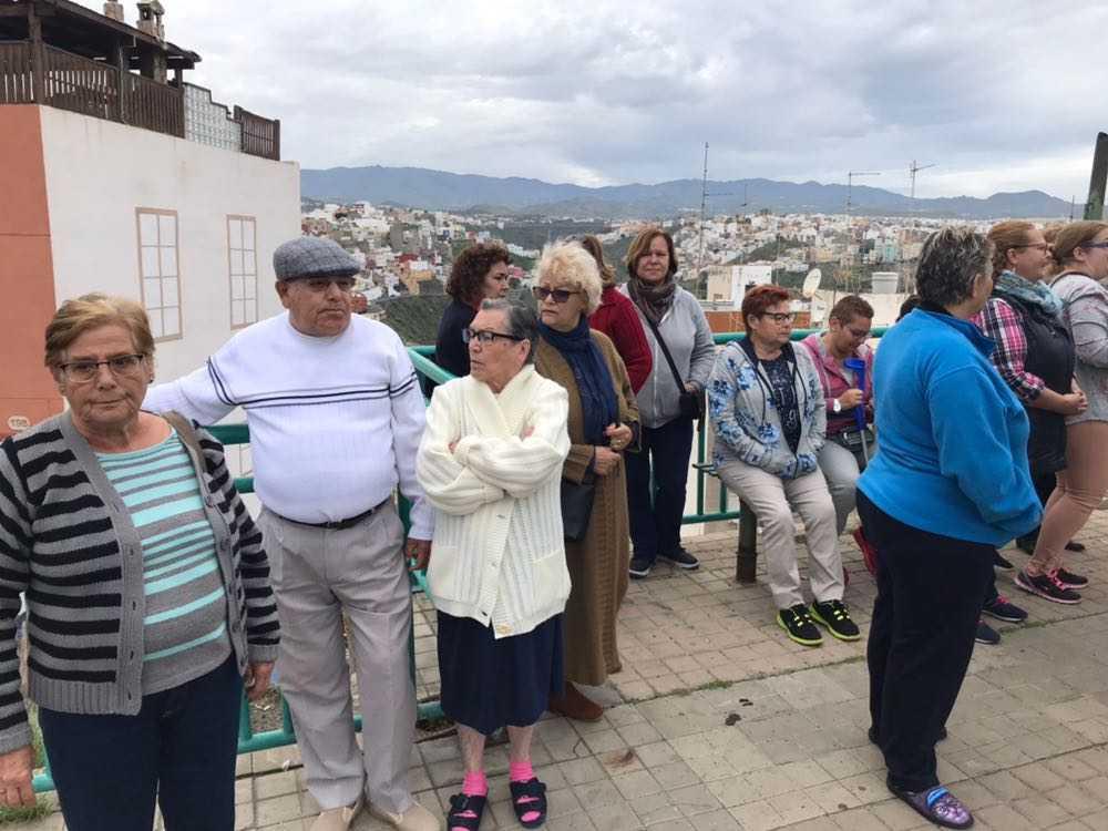 El PP arropa a los vecinos de San Nicolás y pide al Tripartito que no aísle al barrio