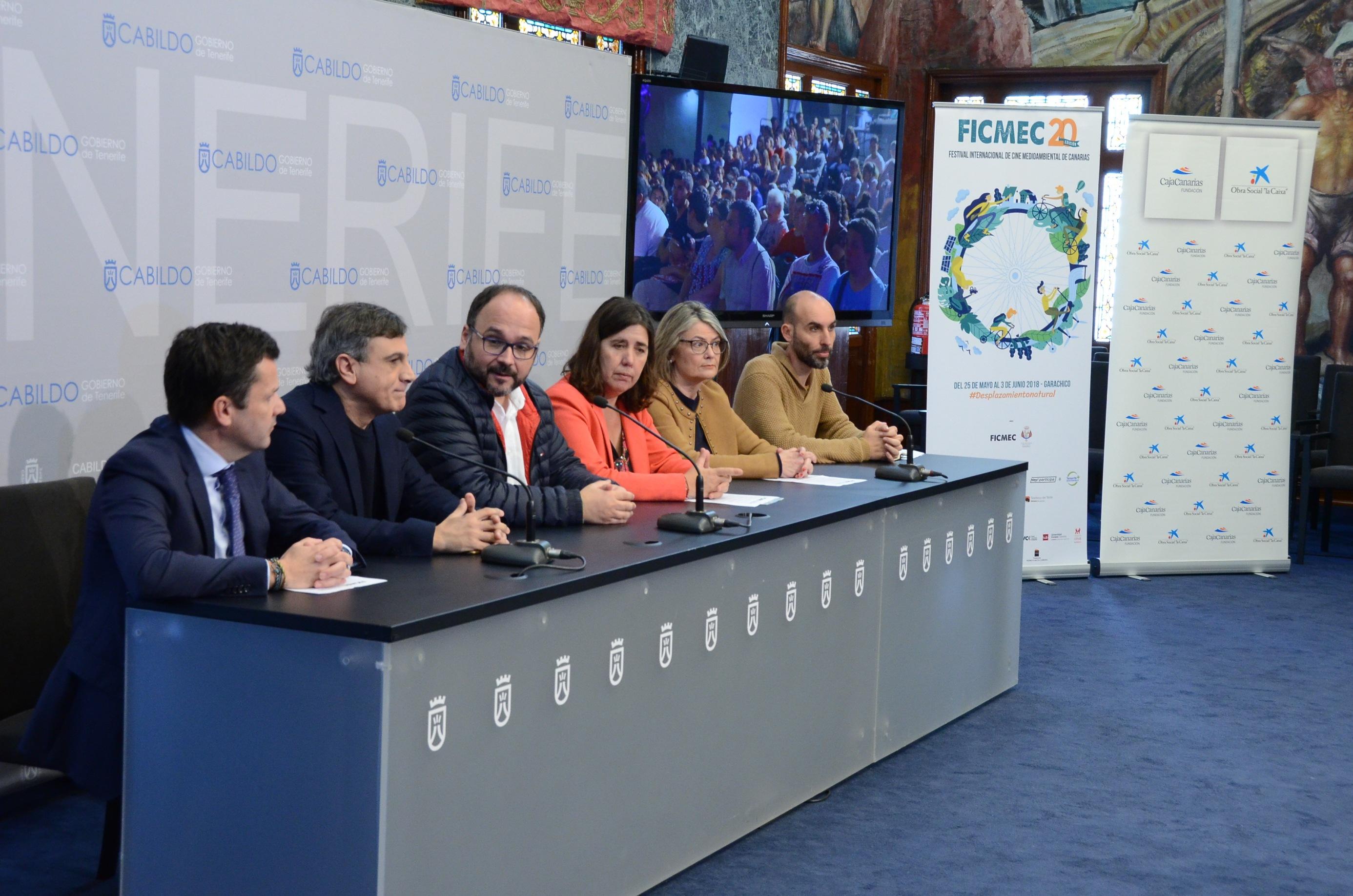 Garachico celebra la vigésima edición de FICMEC