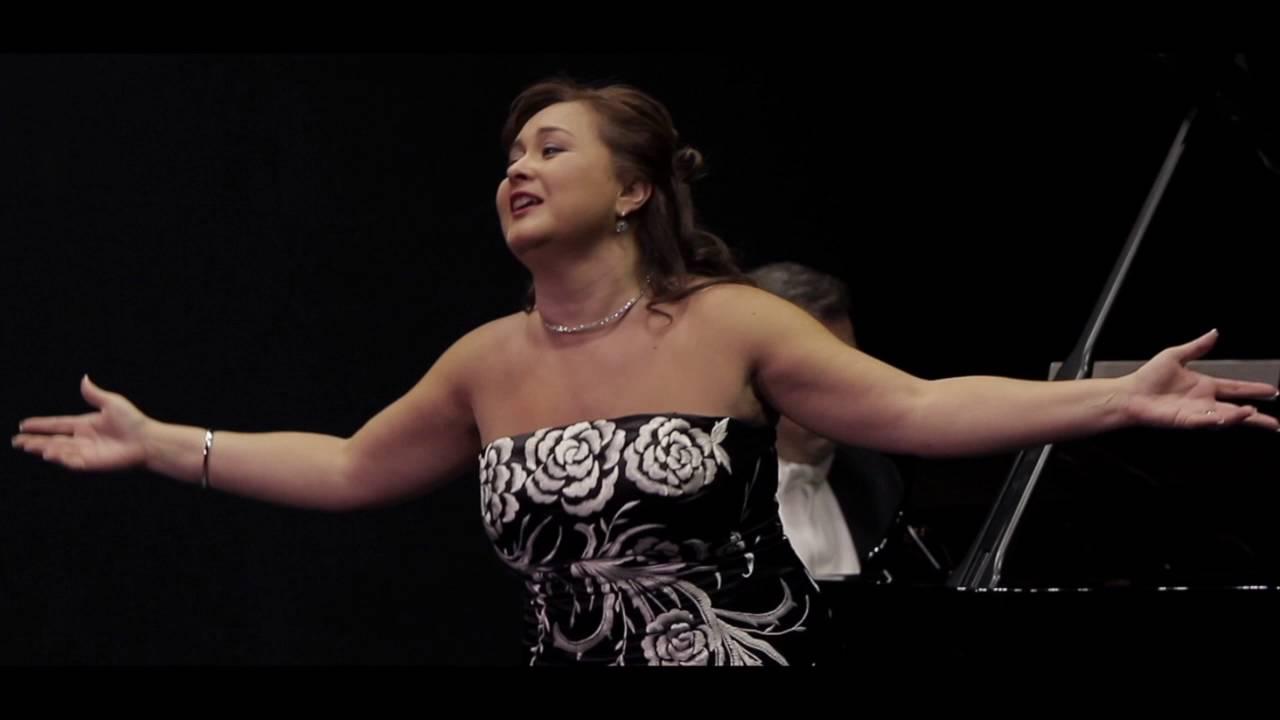La soprano Judith Pezoa ofrece un concierto en Maspalomas