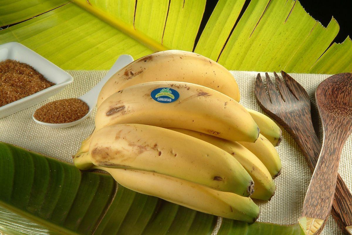 Plátano de Canarias supera cifras de venta con 51,2 millones vendidos