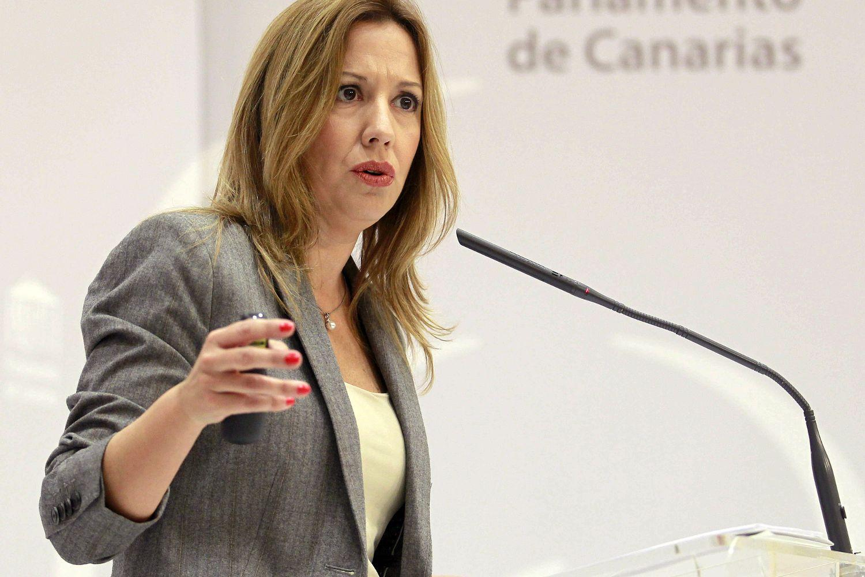 Rosa Dávila desmonta las afirmaciones de Antonio Morales con datos de la Intervención General de la Comunidad Autónoma