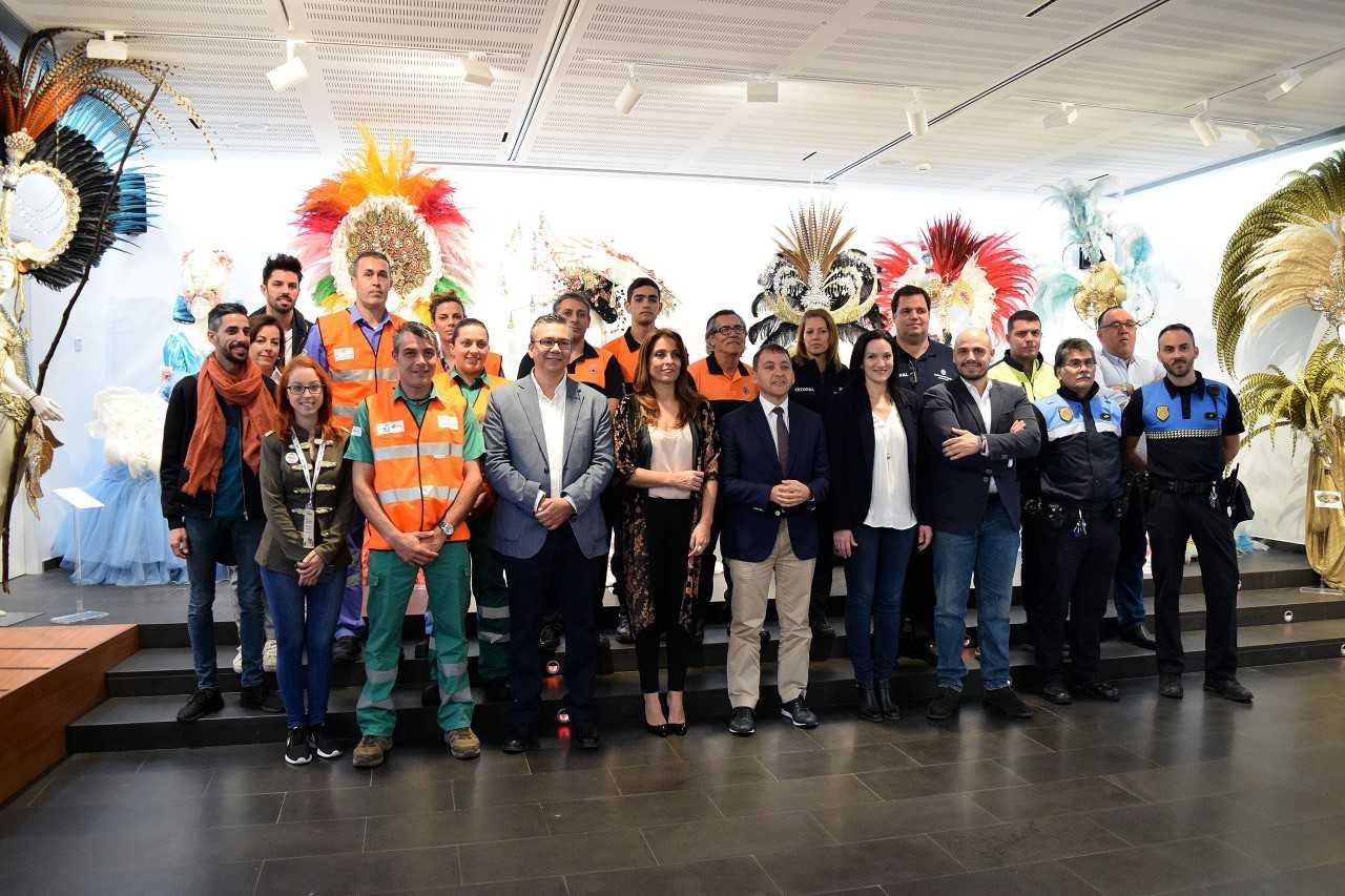 Santa Cruz cierra un Carnaval fantástico con registros inéditos en seguimiento popular