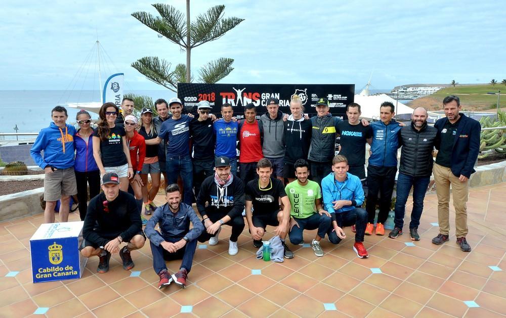 El Maratón de la Transgrancanaria, aplazado al sábado por la alerta meteorológica