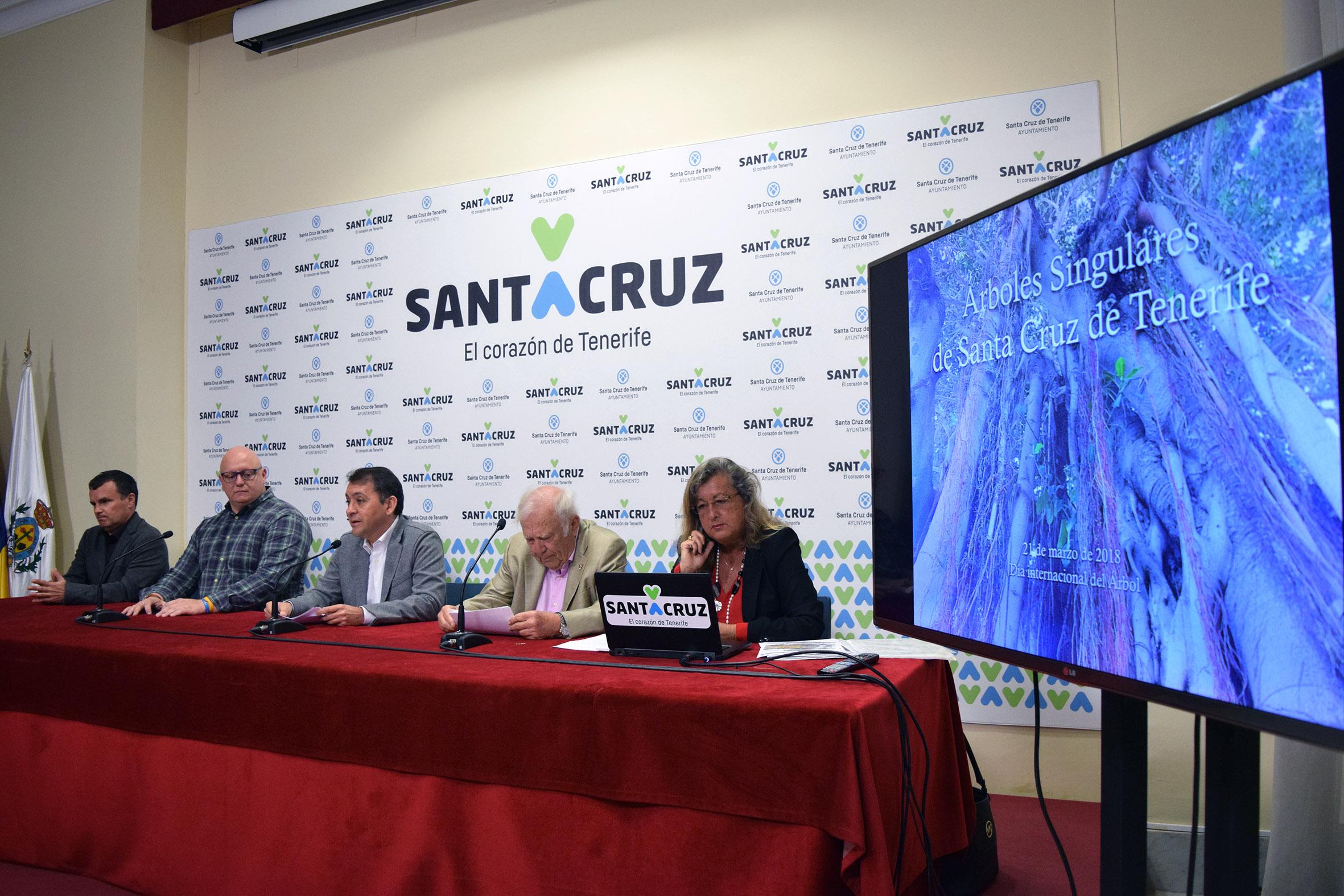 Santa Cruz cuenta con 70 árboles singulares que enriquecen su patrimonio botánico