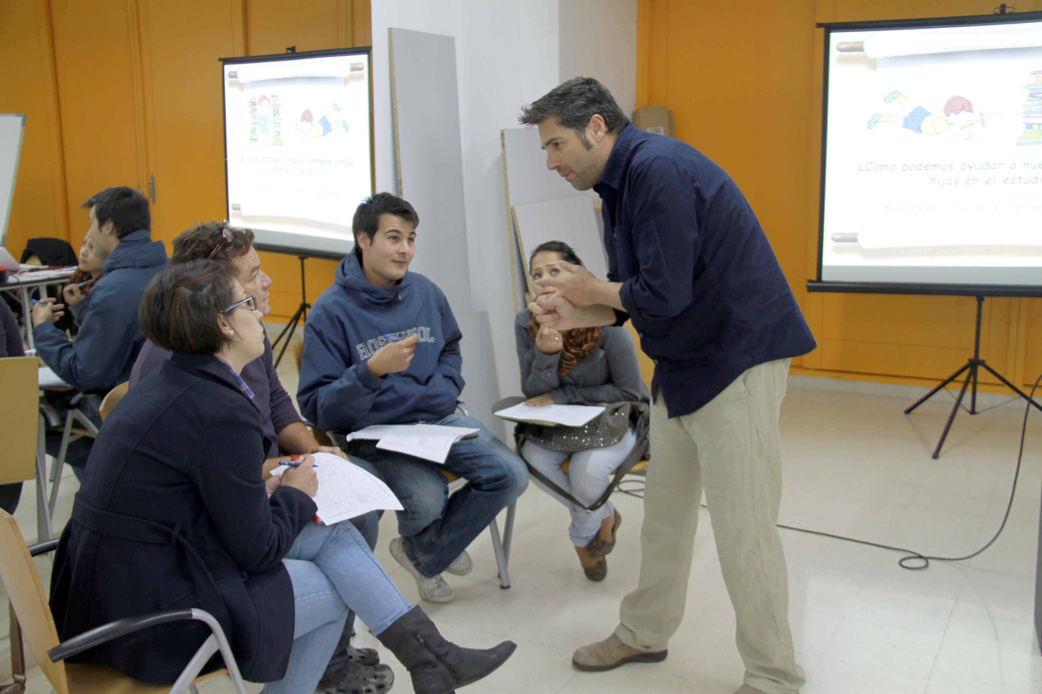 Se cumplen 10 años del programa 'Educar en familia' de Guía de Isora