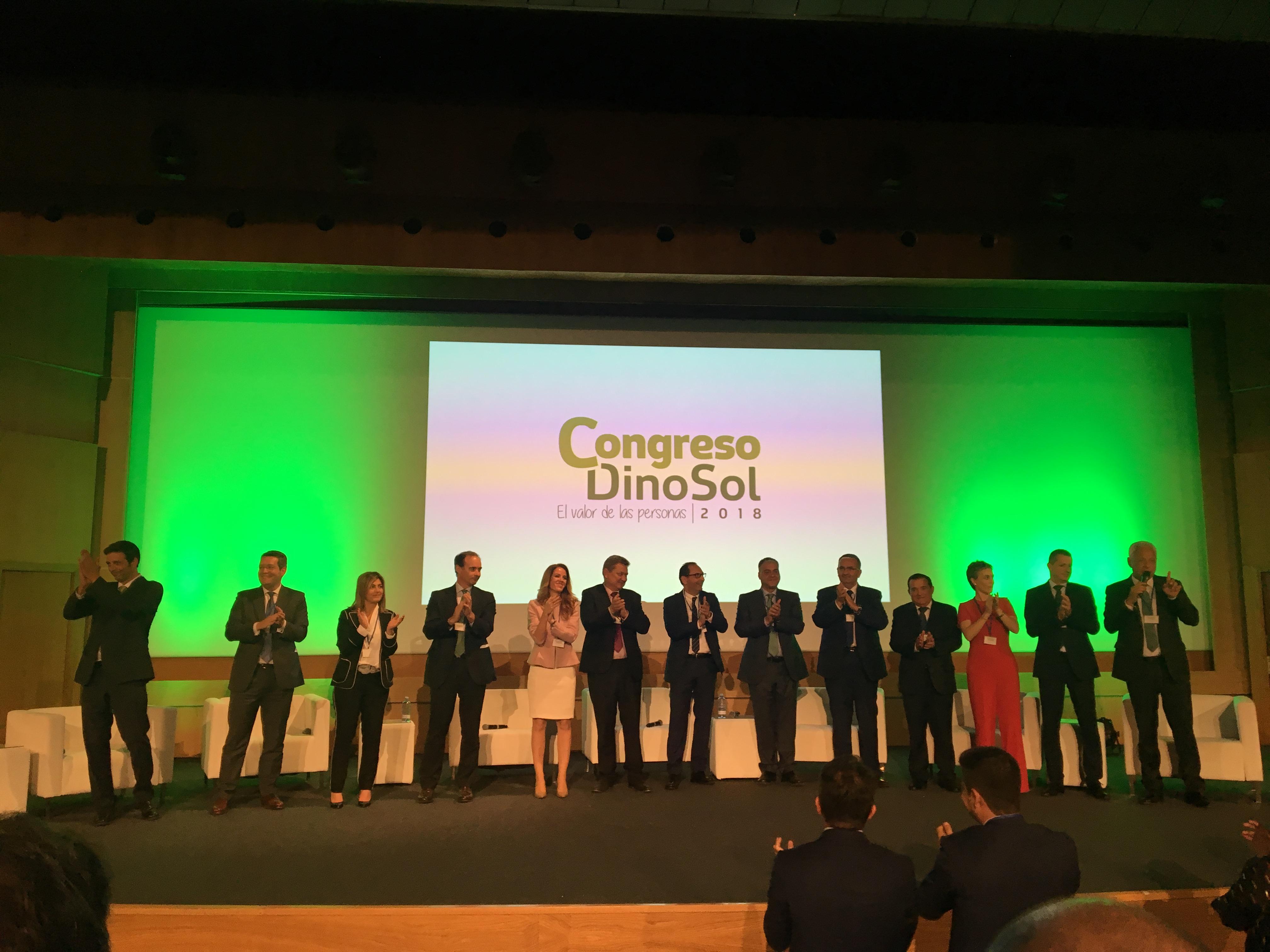 El Grupo DinoSol celebra el Congreso DinoSol 2018