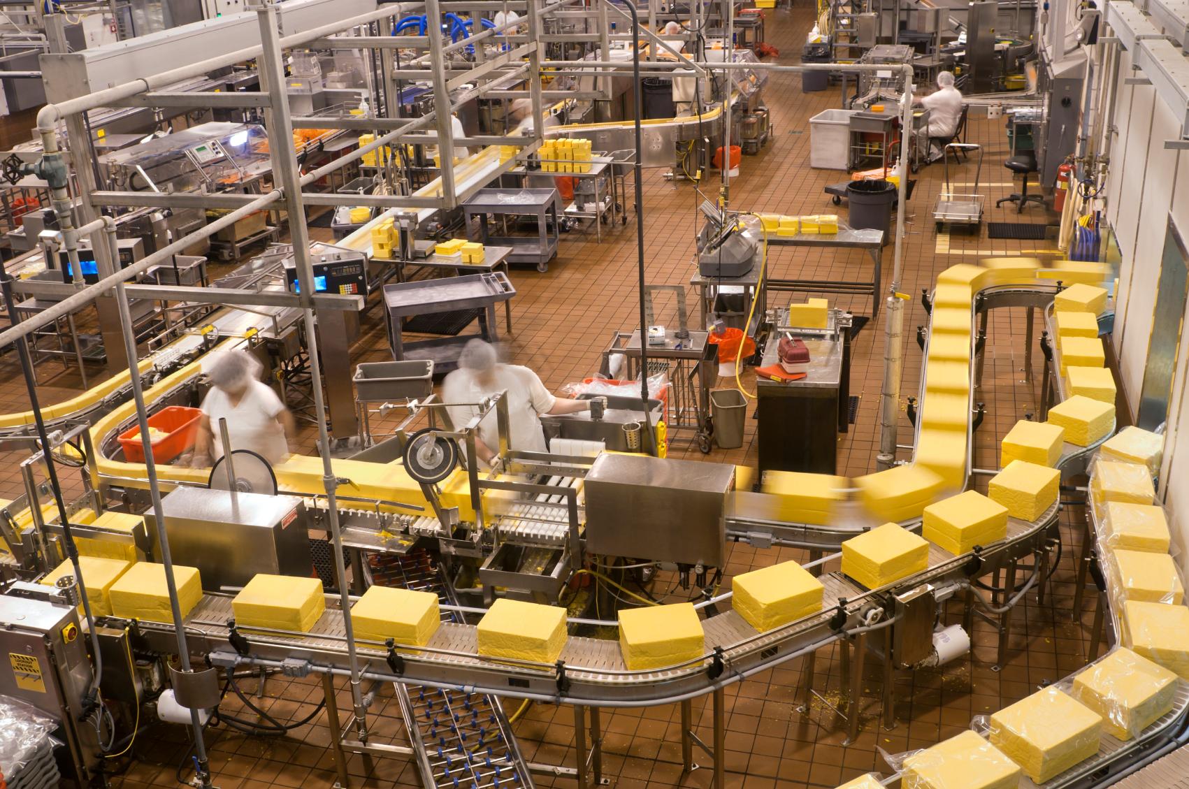 La cifra de negocios de la industria subió un 7,6% en enero en Canarias
