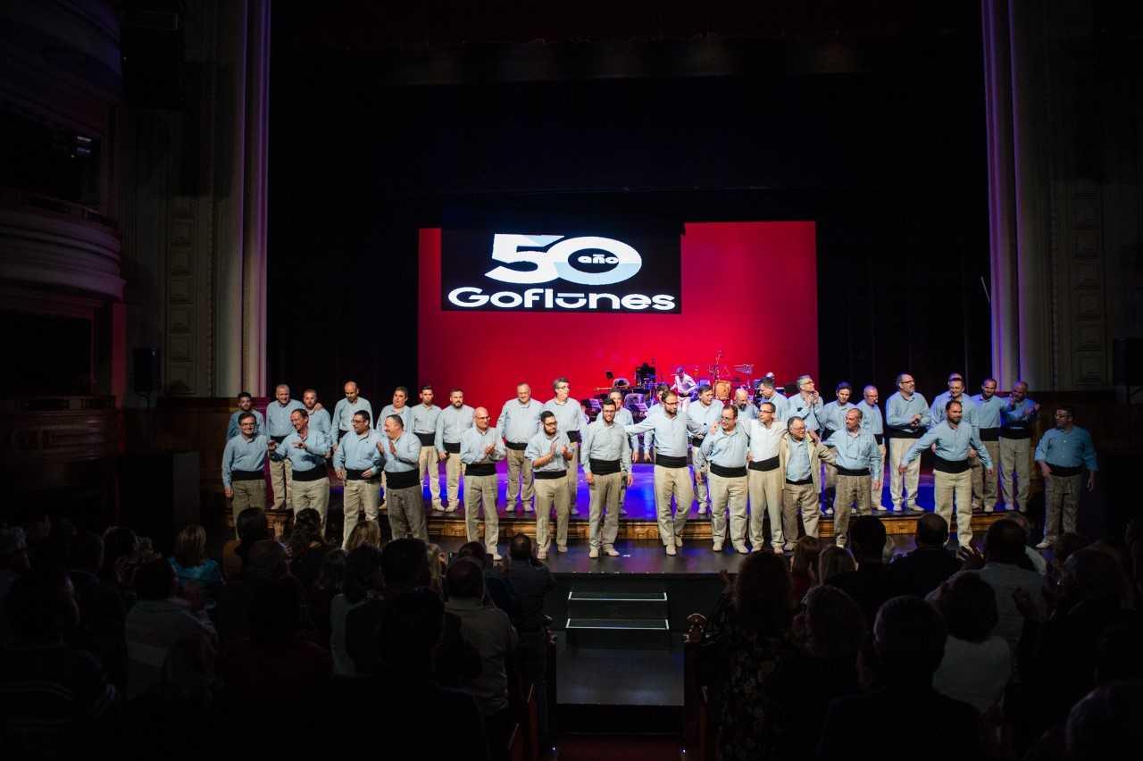 Los Gofiones regresa al escenario en donde se inició su respetada historia