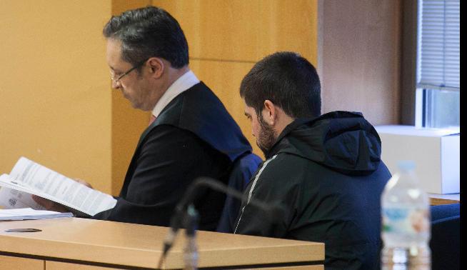 Un Joven que mató al abuelo de su exnovia, primer condenado a prisión permanente revisable en Canarias