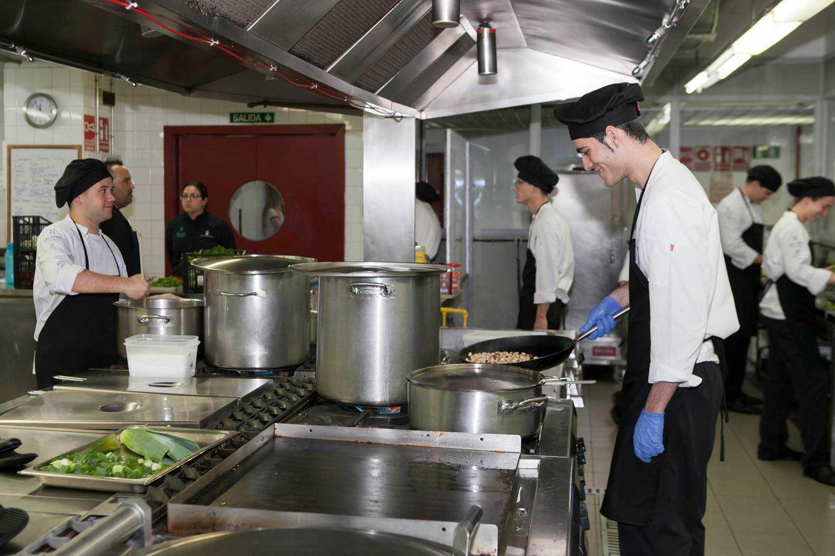 Canarias noticias for Practicas de cocina