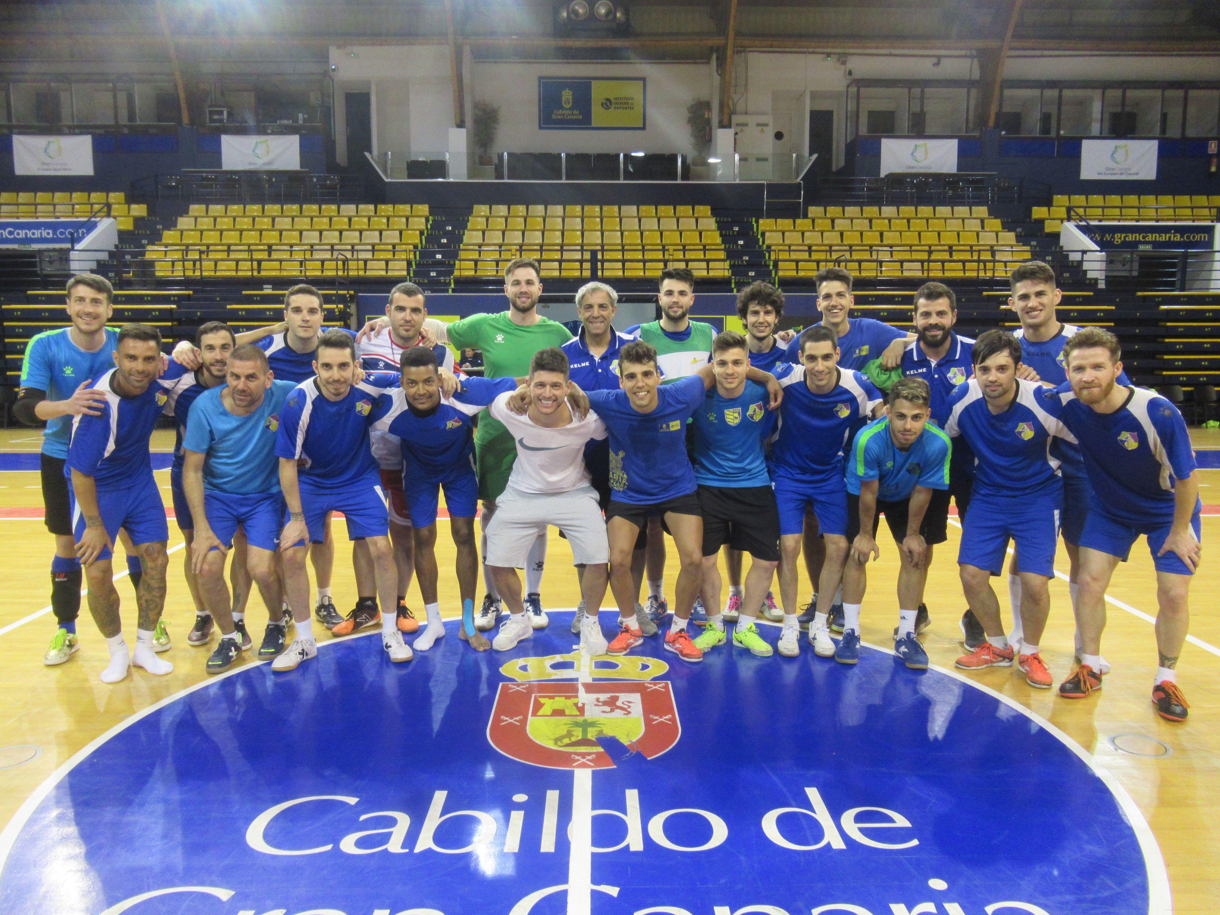 Xitao causa baja en el Gran Canaria Fútbol Sala