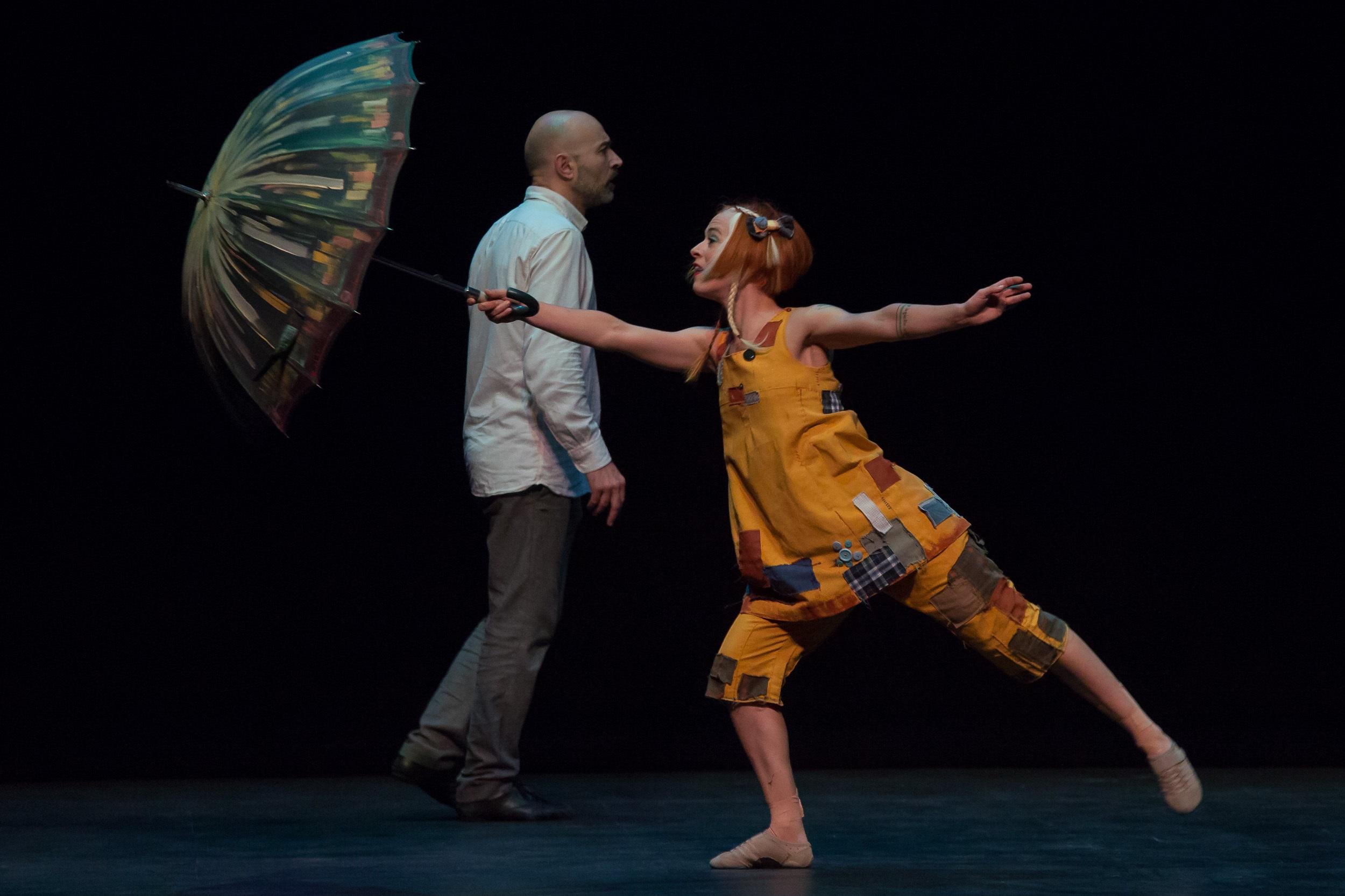 Llega al Teatro Cuyás el espectáculo 'Lluvia', Premio Fetén 2017