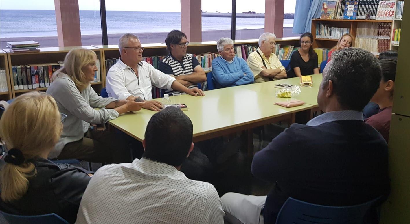 Buena acogida del 'Club de la lectura' de Tuineje con motivo del Día Internacional del Libro