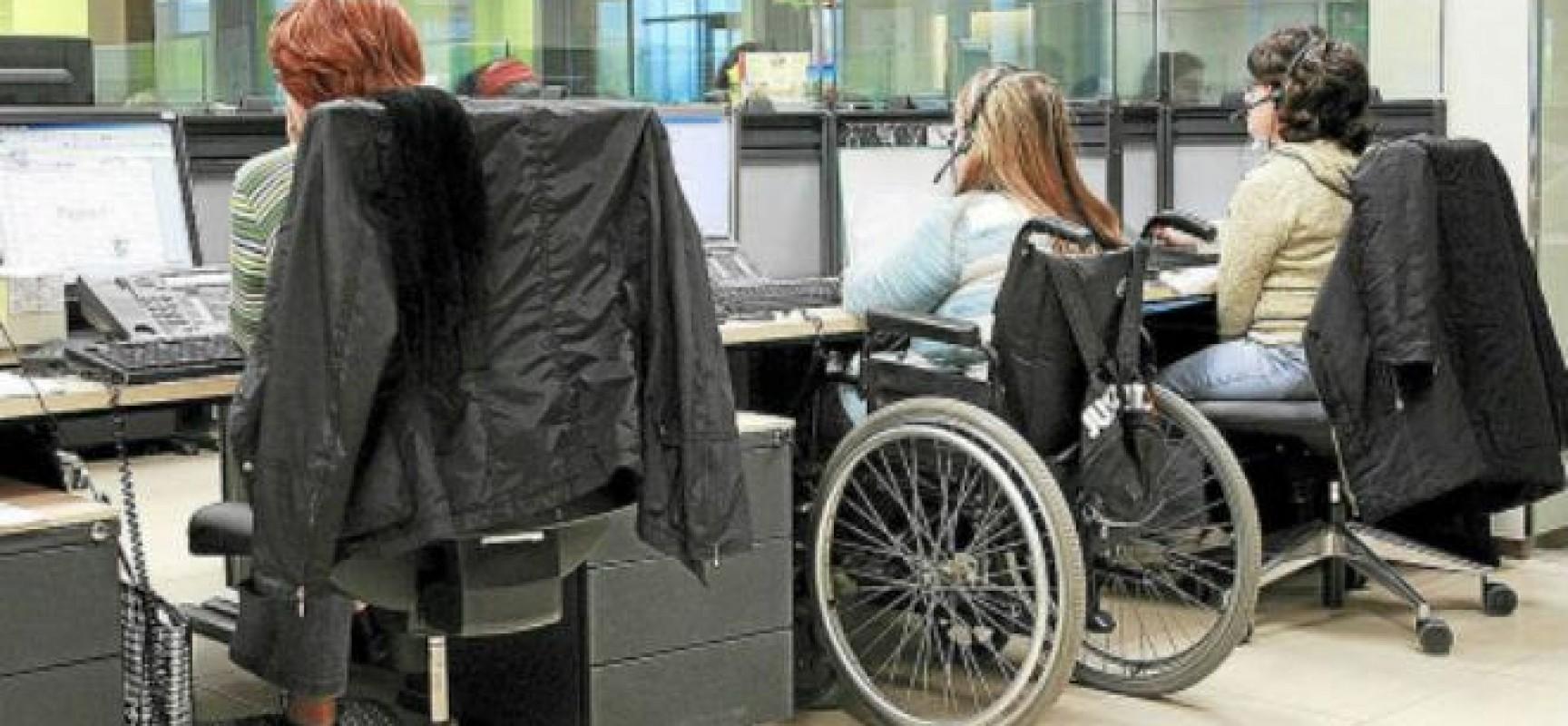 La contratación de personas con discapacidad se incrementa en Canarias un 19% en el primer trimestre de 2018