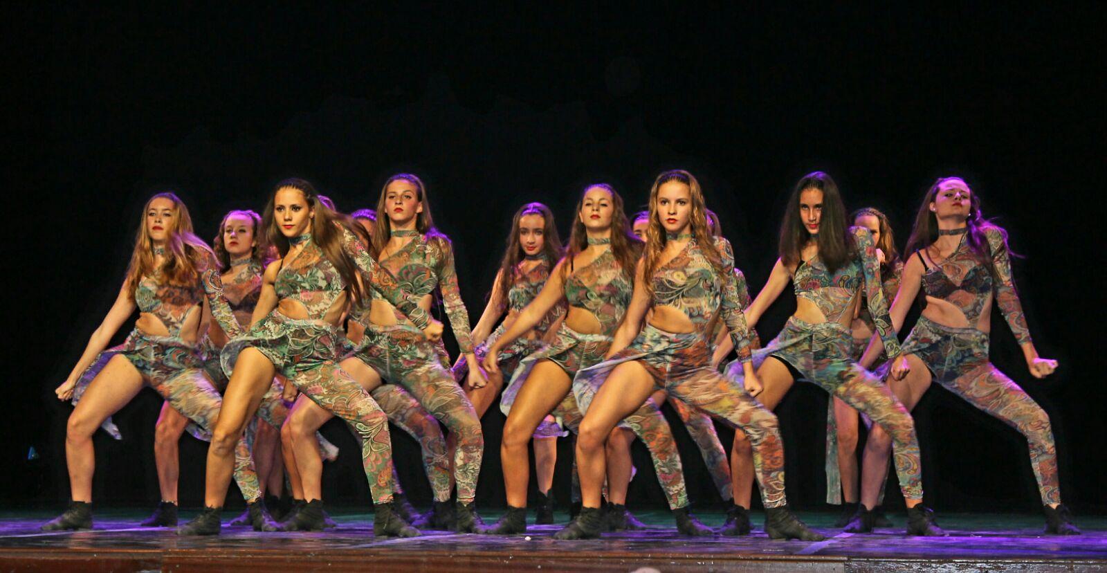 Maspalomas celebra un Encuentro Insular de Escuelas de Danza