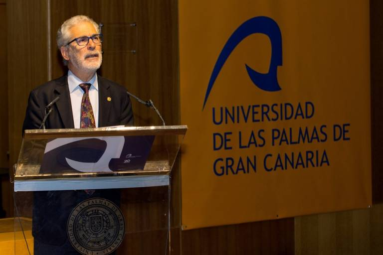 José Regidor, nombrado Colegiado de Honor del Colegio Oficial de Biólogos de Canarias