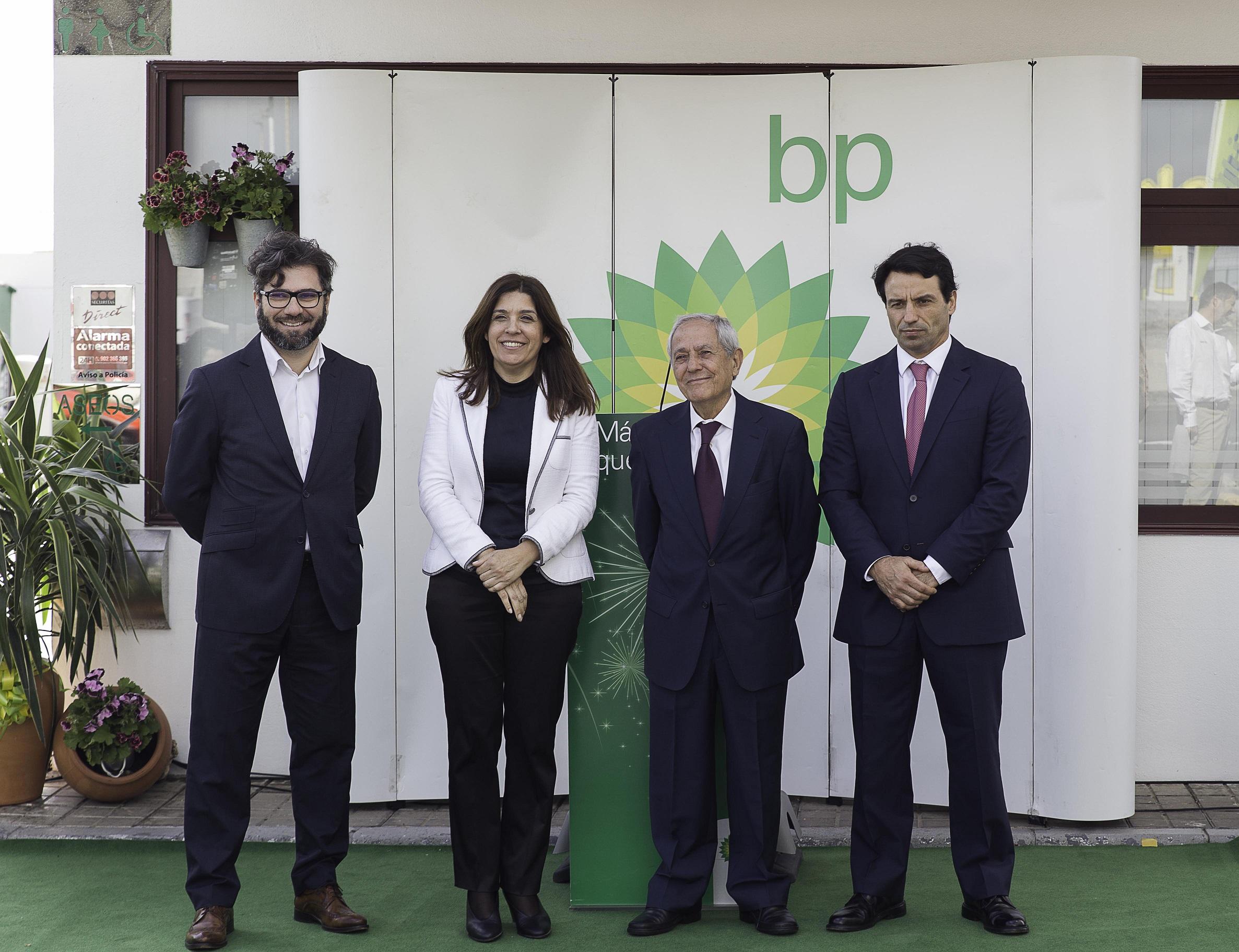 La estación de servicio La Garita de BP celebra su 30 aniversario