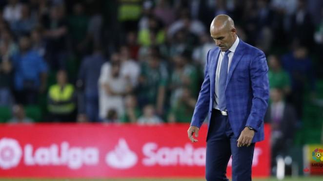 """Paco Jémez asume una """"situación complicada"""""""