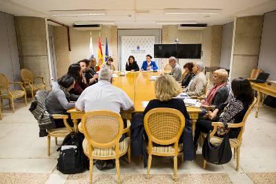 Política Territorial analiza los proyectos de la Red Canaria de Reservas de la Biosfera para 2018