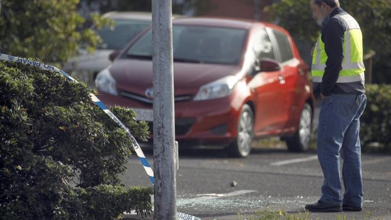 Detenidos dos personas por el tiroteo de La Laguna